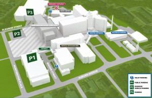 SVS Parking Hospital Valet and Mapping